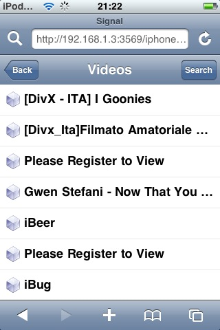itune how to see un synced songs in ipod touch